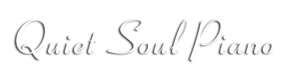 Quiet Soul Piano | Beautiful, simple solo piano.